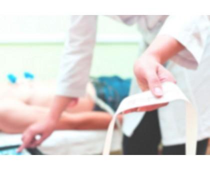 ЭКГ на дому с расшифровкой и осмотром врачом общей практики
