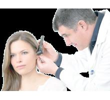 Прием врача-отоларинголога